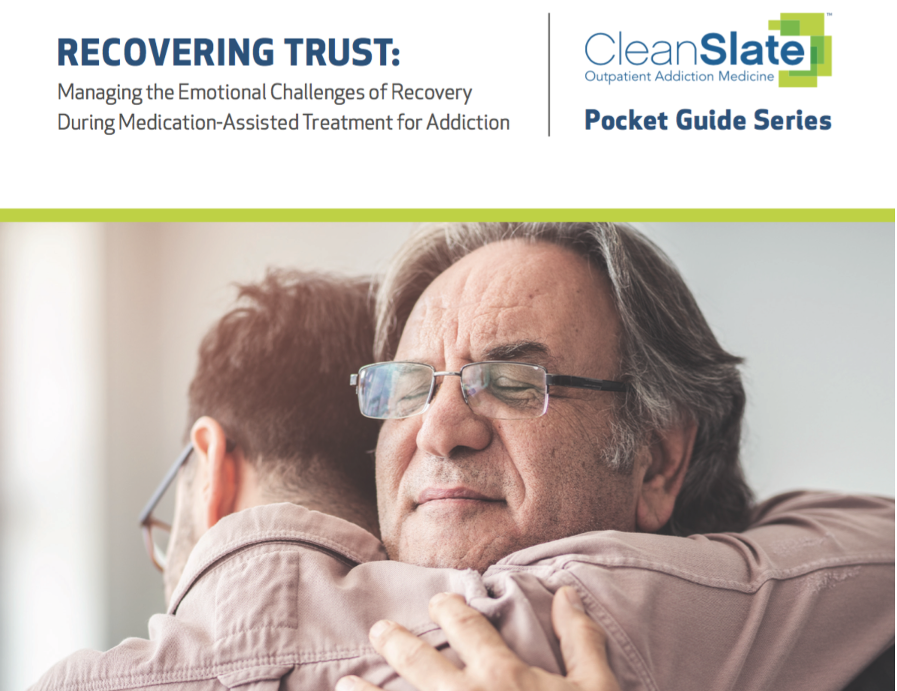 """CleanSlate Pocket Guide: """"Recovering Trust"""""""